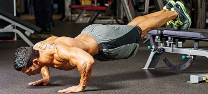 How-To-Do-Decline-Push-ups